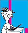 Logo: SchspIN - Gedanken einer Schauspielerin.